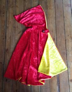 cape rouge et or 2