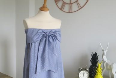 robe-iknaai-gros-noeud-bleu